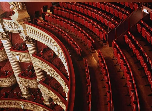 Concert de musique de chambre au Palais Garnier dimanche 18 octobre à 17h Musique française du XXème (Poulenc, Saint-Saëns, Ibert, Auric)