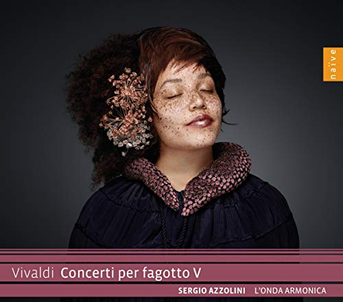 Concerti de Vivaldi par Sergio Azzolini, Volume V