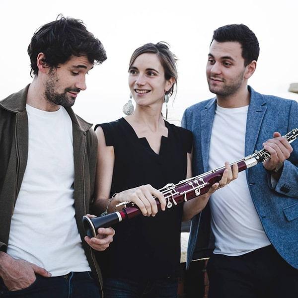 Concert du Trio Cocteau au Conservatoire de Brive la Gaillarde