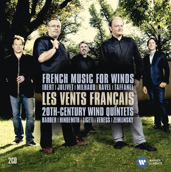 Les vents français, quintette à vent