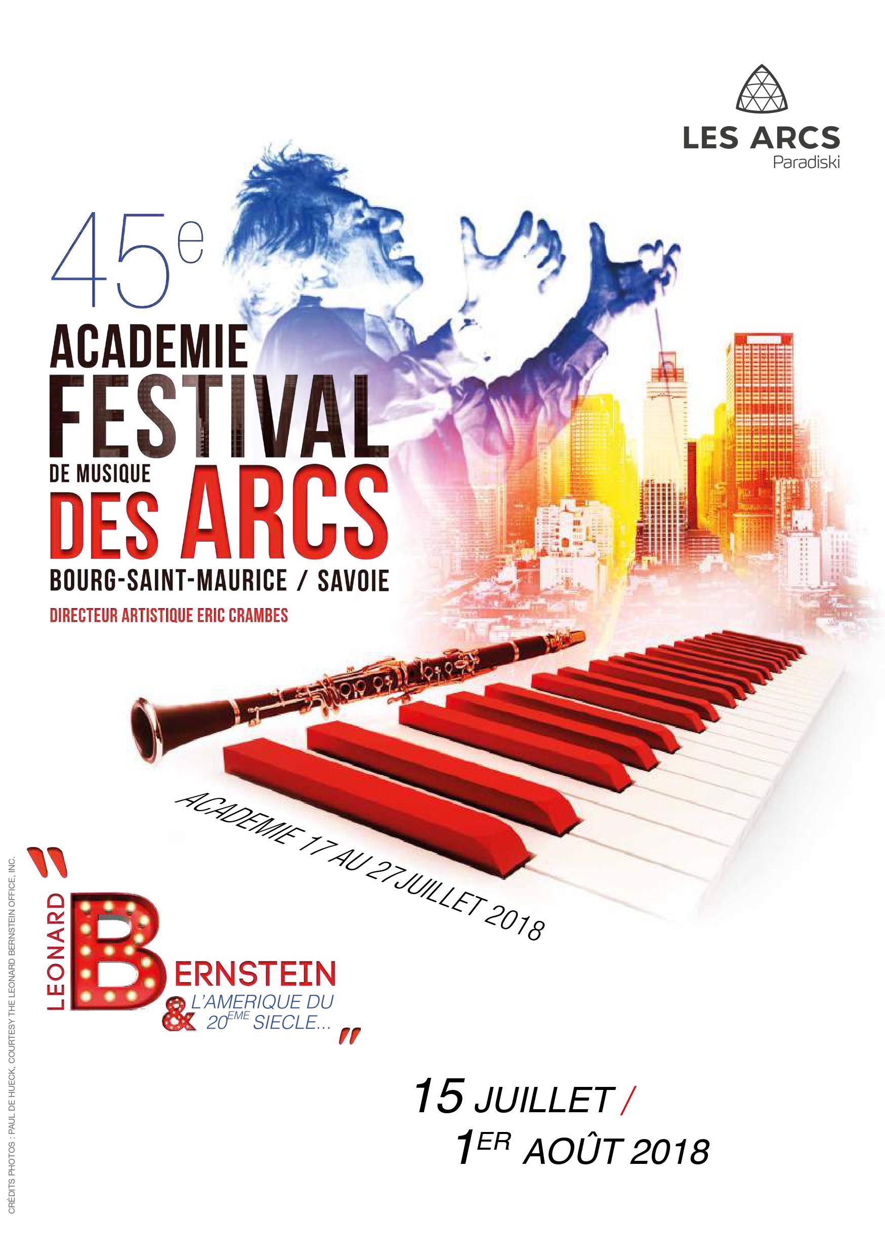 Académie des Arcs avec Julien Hardy