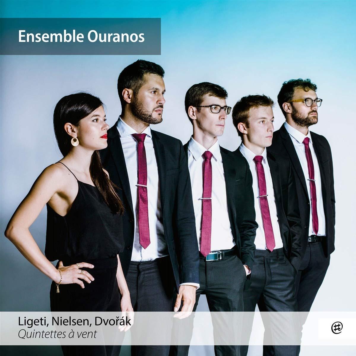Premier album de l'ensemble Ouranos.