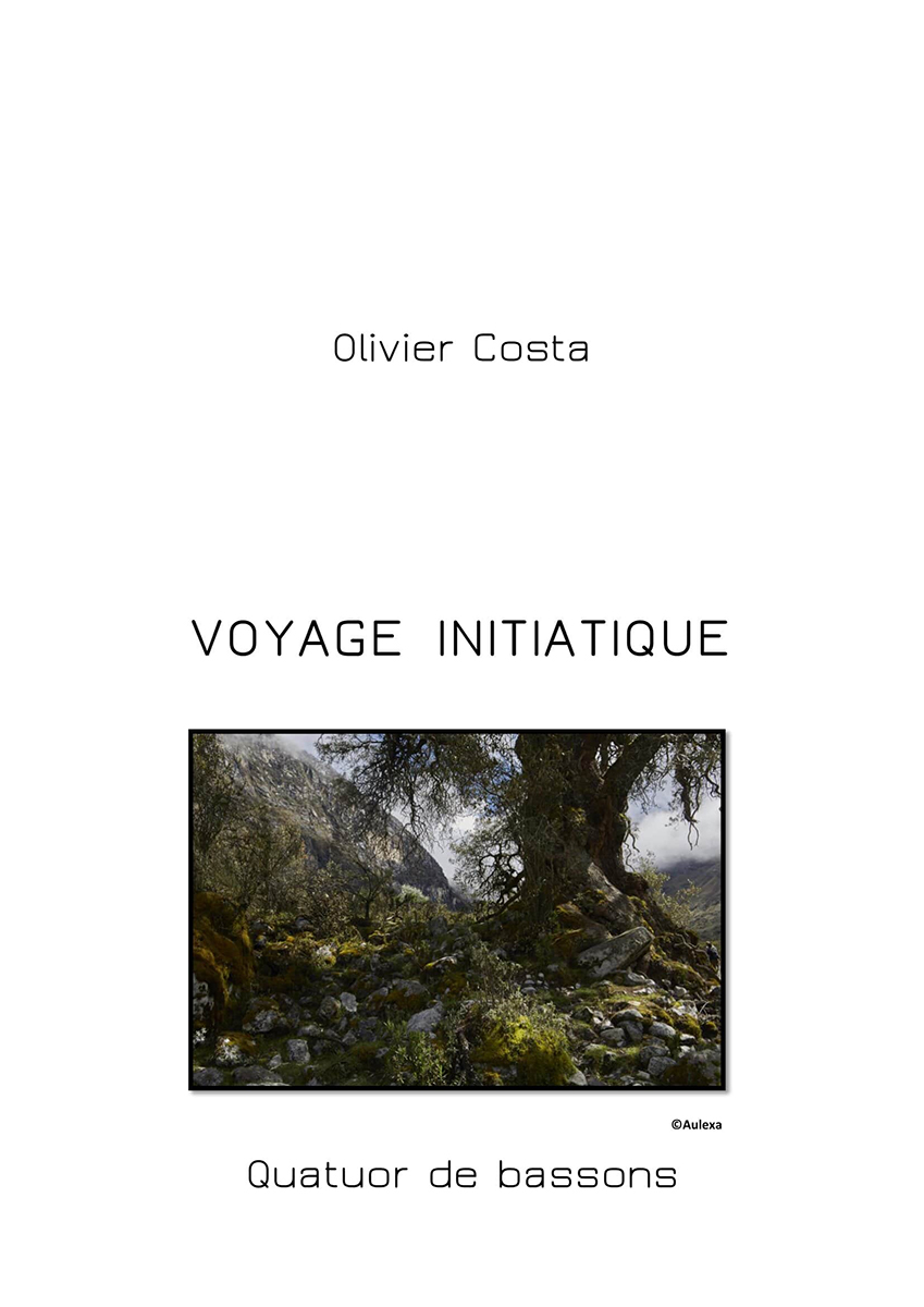 Voyage initiatique - Olivier Costa