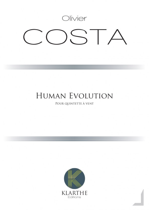 Human Evolution - Olivier Costa