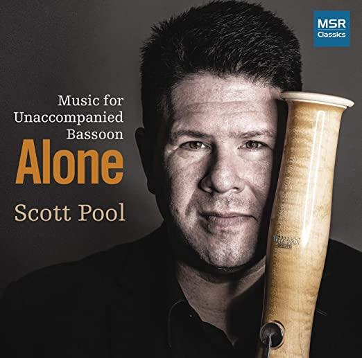 Nouvel album de Scott Pool : Alone